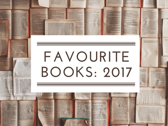 My top 15 reads of 2017, so far
