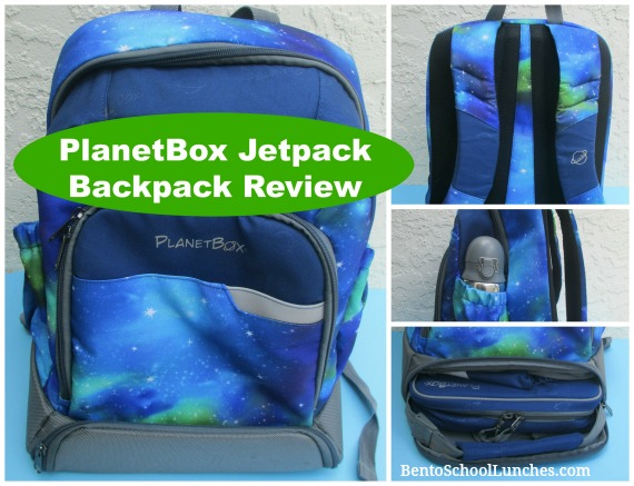 Planetbox Jetpack Backpack Review