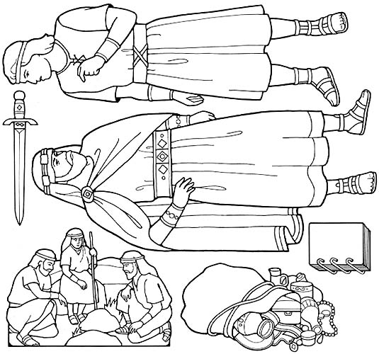 best Dibujos Del Libro De Mormon Para Colorear image collection