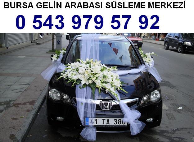 Bursa Gelin arabası süsleme merkezi gelin arabası süsleme - 05439795792