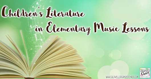 Children's Literature in Elementary Music Lessons