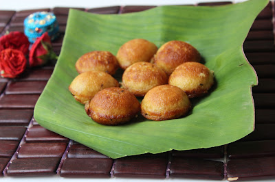 Unni Appam - Kerala  onam sadya recipe - Kerala Unni Appam