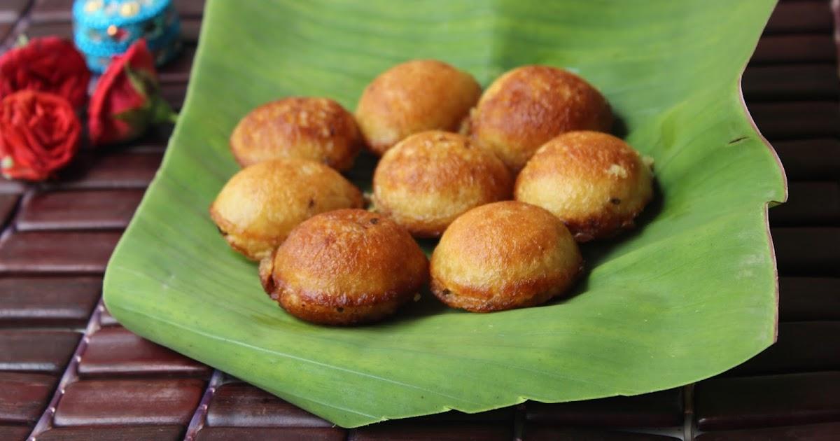 Coconut Cake Recipe In Malayalam: Vysya's Delicious Recipes: Unni Appam(kerala Style