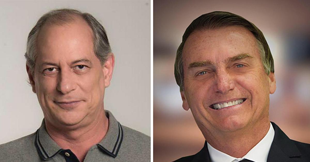 Bolsonaro e Ciro Gomes lideram eleições na Nova Zelândia