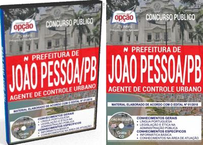 Apostila Sedurb Prefeitura de João Pessoa 2018