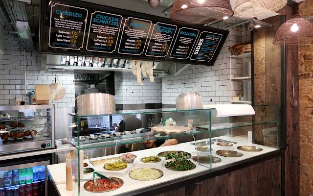 Barraka: London's Best Mediterranean Street Food