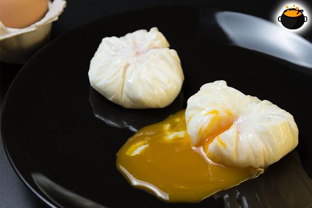 En esta receta os explicamos cómo preparar un huevo poché de manera fácil y rápida