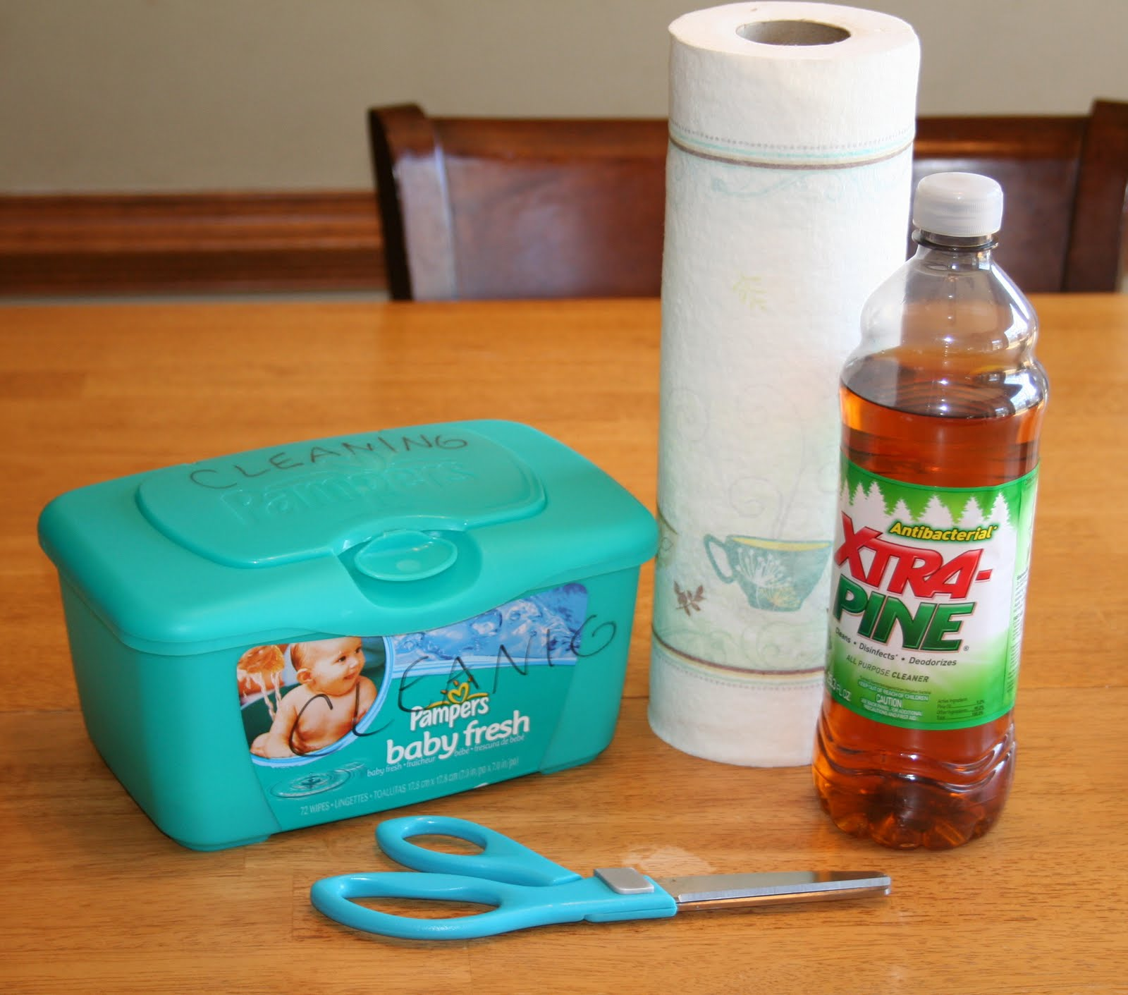 The Beautiful Thrifty Life Diy Disinfecting Cleaning Wipes