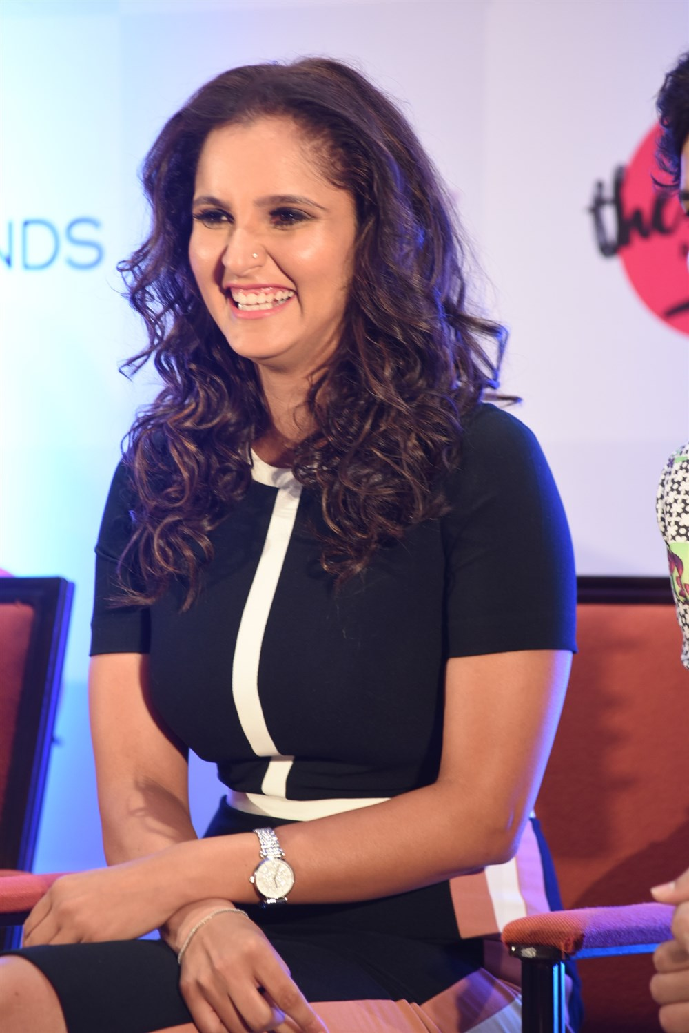 Sania Mirza inaugurates The Label Bazaar