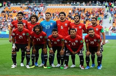 موعد مباراة مصر وروسيا اليوم الثلاثاء 19 6 2018 في كاس العالم في