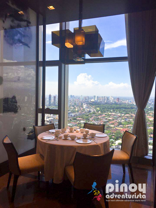 Marco Polo Ortigas Manila Restaurants