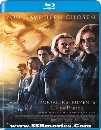 Mortal Instruments City of Bones (2013) Dual Audio 480p