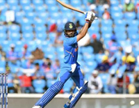 Virat Kohli Smashes 40th ODI Hundred Against Australia