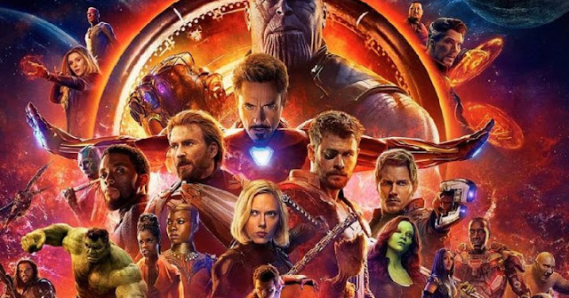 Avengers: Infinity War wins Favourite Movie and Favourite Action Movie awards