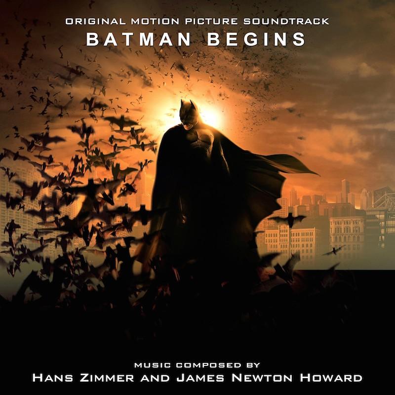 Chronological Scores / Soundtracks: Batman Begins
