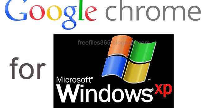 Google Chrome v49 Full Offline Installer for Windows XP 32