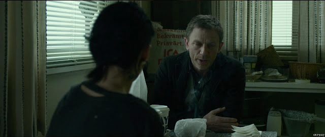 The Girl with the Dragon Tattoo 720p HD Español Latino Dual BRRip Descargar
