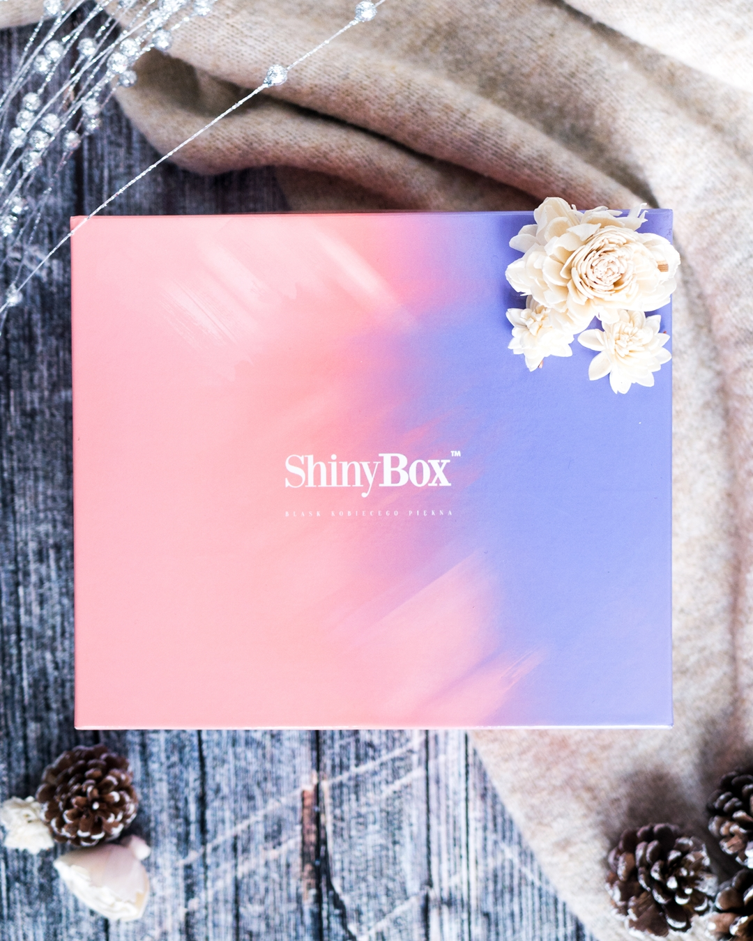 ShinyBox | The Power of Beauty