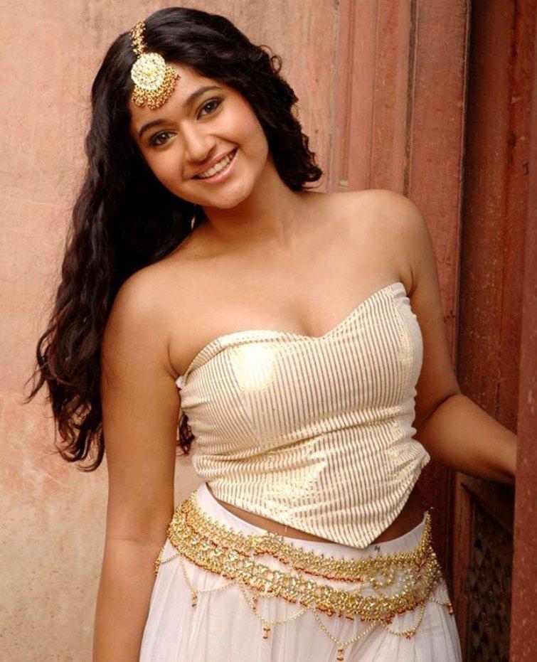 Hot Exposed Indian Actress