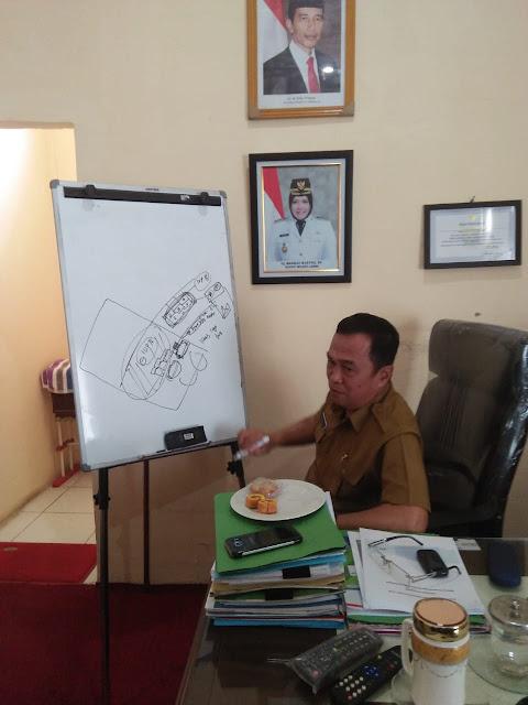 Limbah PKS Bermasalah, DLHD Muaro Jambi Beri Tindakan Tegas