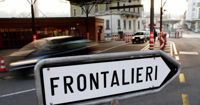 Gli svizzeri votano SÌ al referendum contro i lavoratori italiani