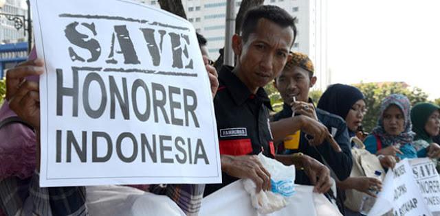 Buntut Pemecatan, Ribuan Guru Honorer Bakal Kepung Pemprov Banten
