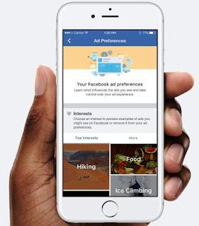Perfeccionará la manera de escoger anuncios en la red social a los usuarios, a fin de que Facebook detecte las preferencias y sea fiable a su audiencia.