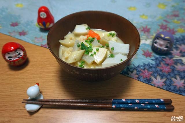 Dago-jiru, Kumqmoto speciality