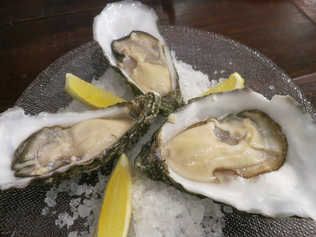 Live Irish Oysters