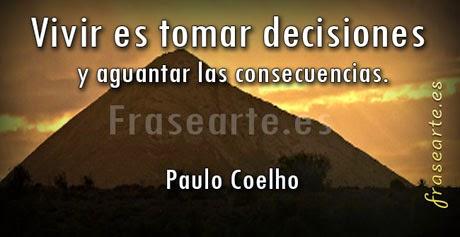 Frases para la vida, Paulo Coelho