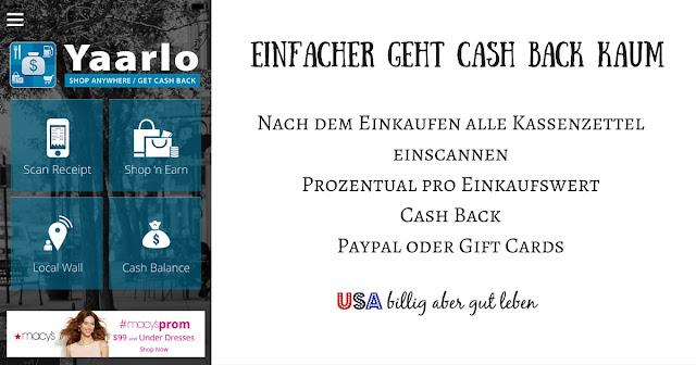 Scanne deine Kassenzettel bekomme Geld dafuer