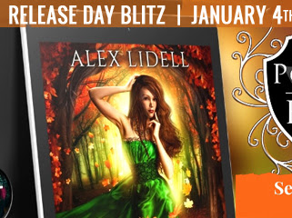 Power of Five Series Release Day Blitz
