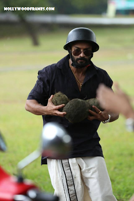 Jayasurya as hero in 'Punyalan Agarbathis'.