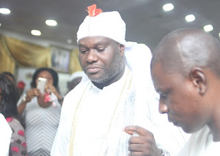 Ooni Adeyeye Enitan Ogunwusi Ojaja II