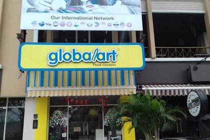 Lowongan Kerja Global Art Pekanbaru September 2018