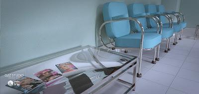 Hospital Lounge