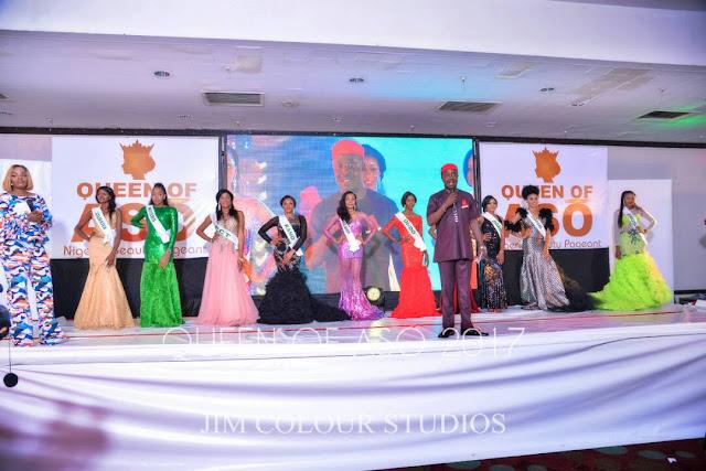 Faithfulness Kennedy Emerges Queen of Aso Nigeria World 2017