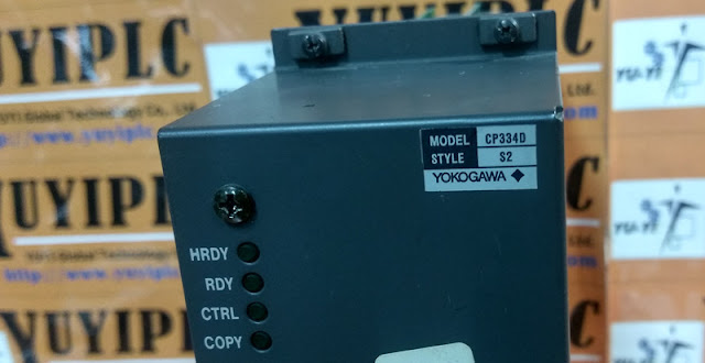 YOKOGAWA PLC CP334D S2 Processor Module