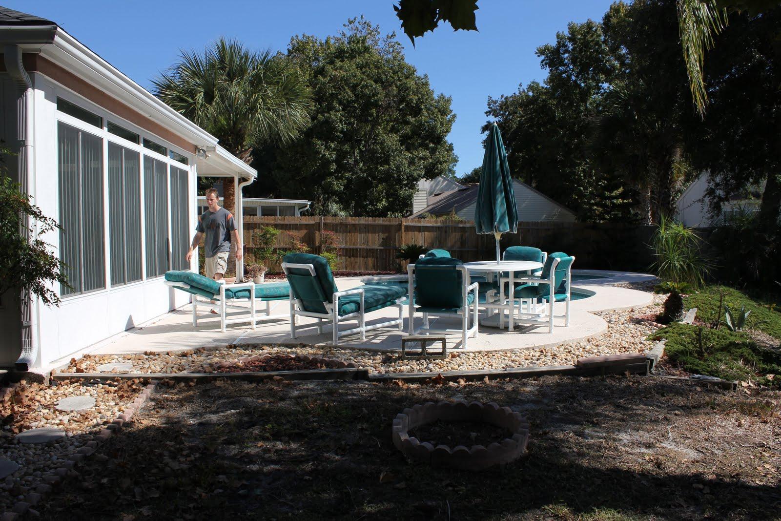 patio swing set