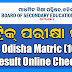 Odisha Board 10th and Madhyama Result 2019 — Check Student/School Wise Result Online