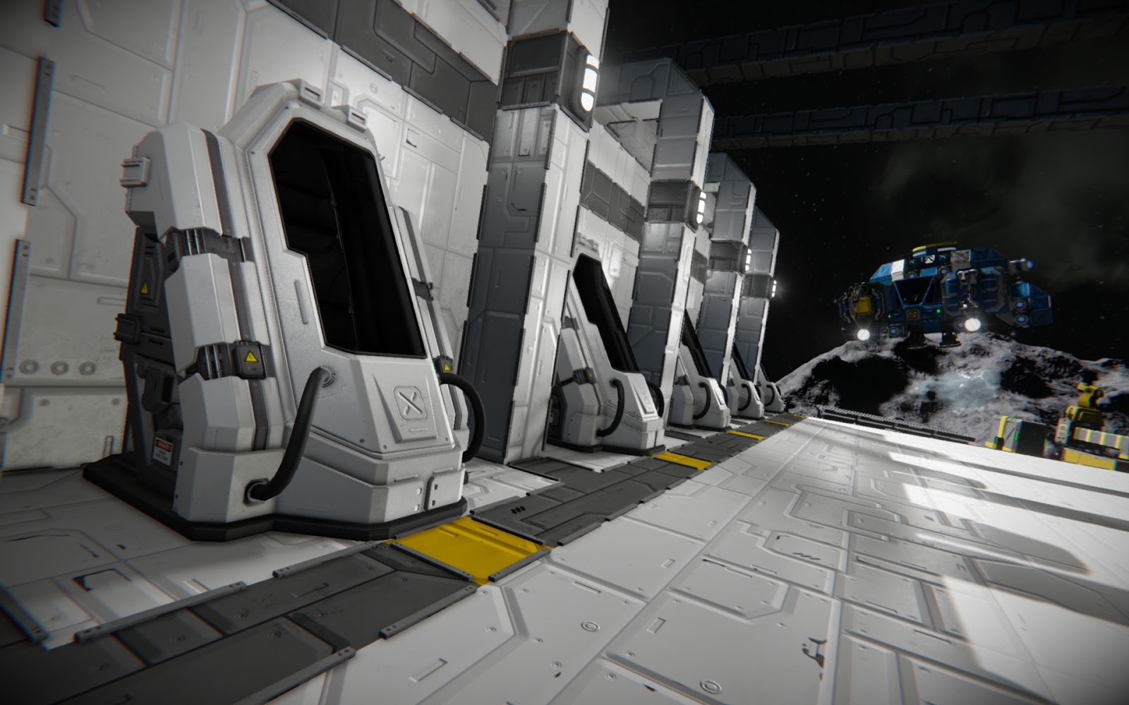 Marek Rosa - dev blog: Space Engineers: Major Overhaul of