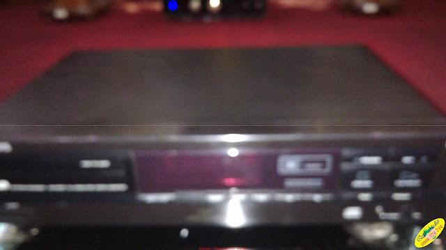 Đầu CD Player Philips 615 - Made in Belgium (Bỉ)