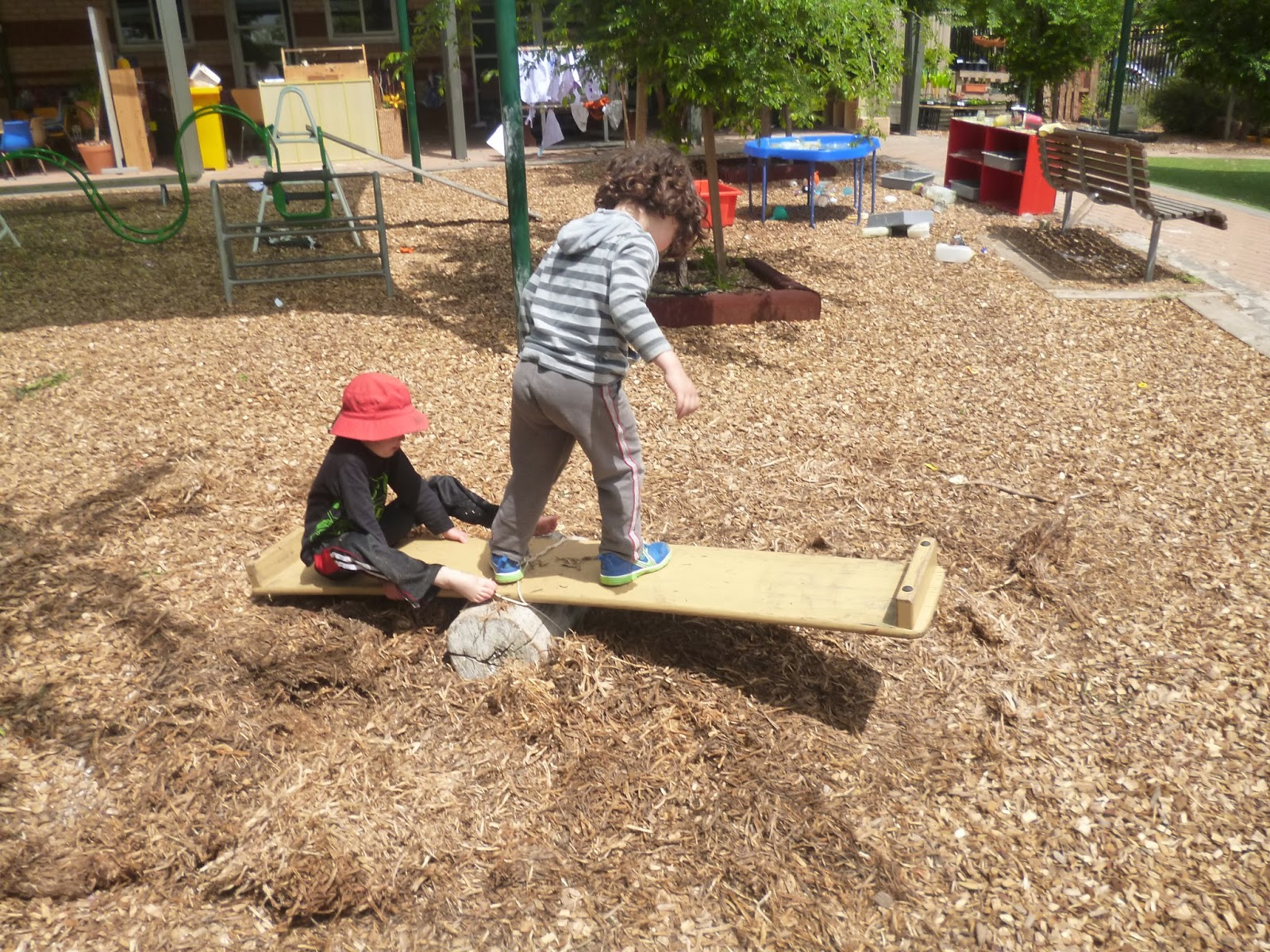 our space natural play materials