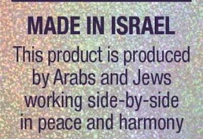 Made in Israel. Com orgulho!