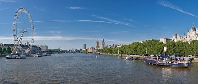 Londres em junho