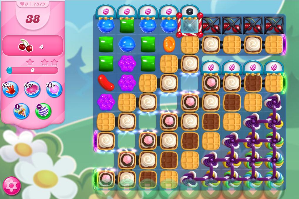 Candy Crush Saga level 7379
