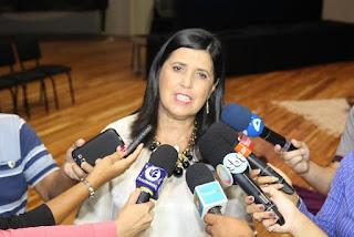 Vice-governadora alerta sobre a importância da doação de sangue