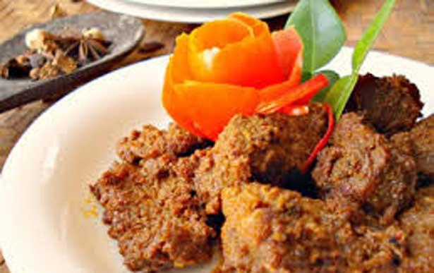 Resep Masakan Rendang Khas Padang