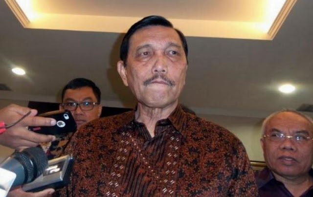 Luhut Tanggapi Prabowo soal Bacalon Menteri: Suka-suka Mereka