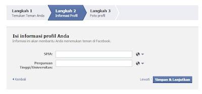 Cara Membuat Akun Facebook (FB) Terbaru Lengkap